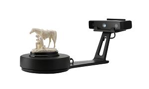 EinScan-SE デスクトップ型3Dスキャナー