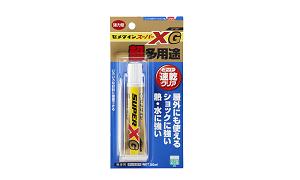 スーパーXゴールド(多用途接着剤)20ml