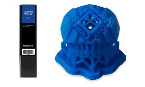 キャスタブル・ワックス40 (Castable-Wax40)レジン  Form3/Form2 専用