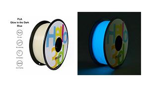 HELLO3D 蓄光 PLAフィラメント 1000g