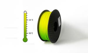 HELLO3D 温度カラーチェンジ  PLAフィラメント 1000g