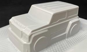真空成形型オリジナルカーDAMD Litte-Dシート