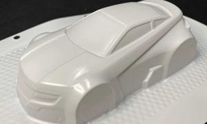 真空成形型オリジナルカーIronClawシート