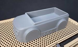 真空成形型オリジナルカーLEGO:VformerLab用